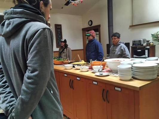 Community Meals We Consider As Sacred Time!